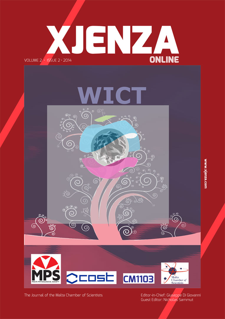 Xjenza Online Vol. 2 Iss. 2 - October 2014