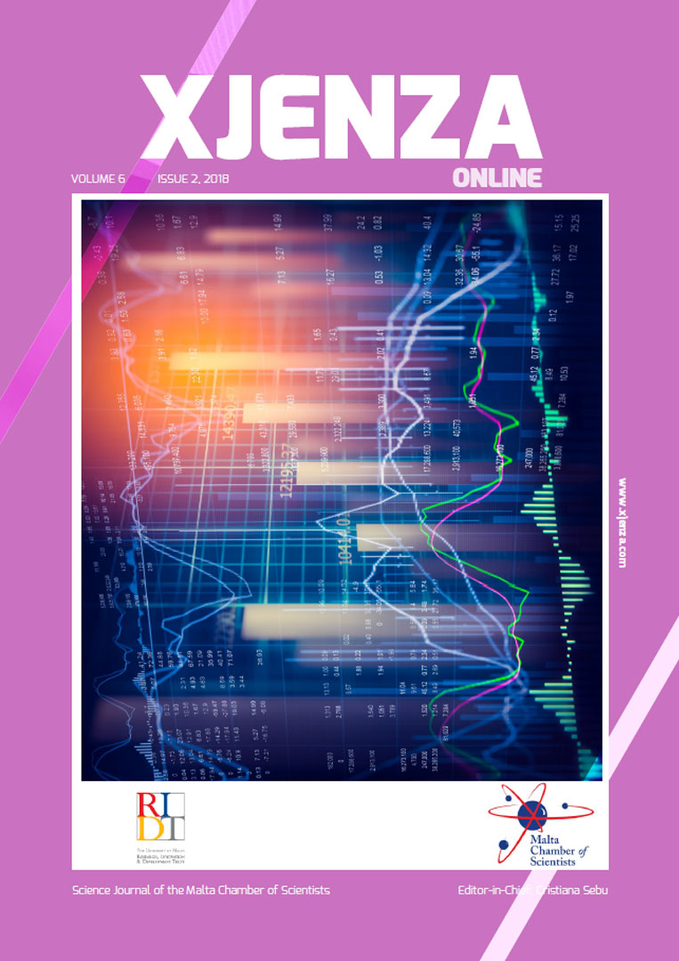 Xjenza Online Vol. 6 Iss. 2 - December 2018