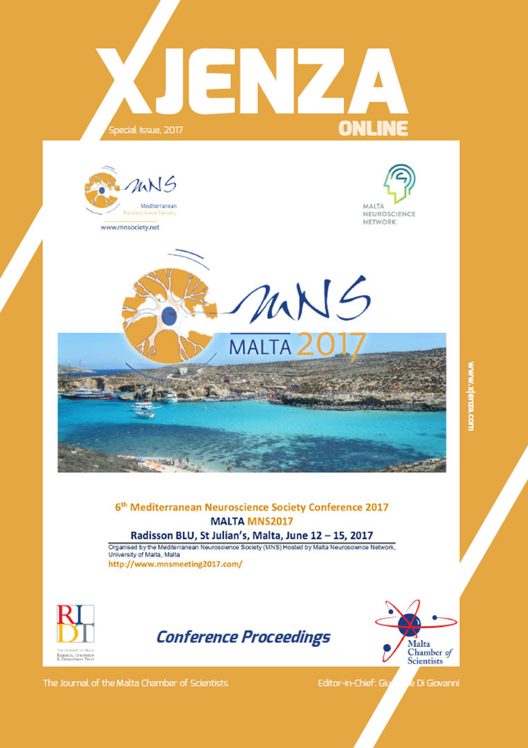 Xjenza Online - MNS 2017 Special Issue - May 2017